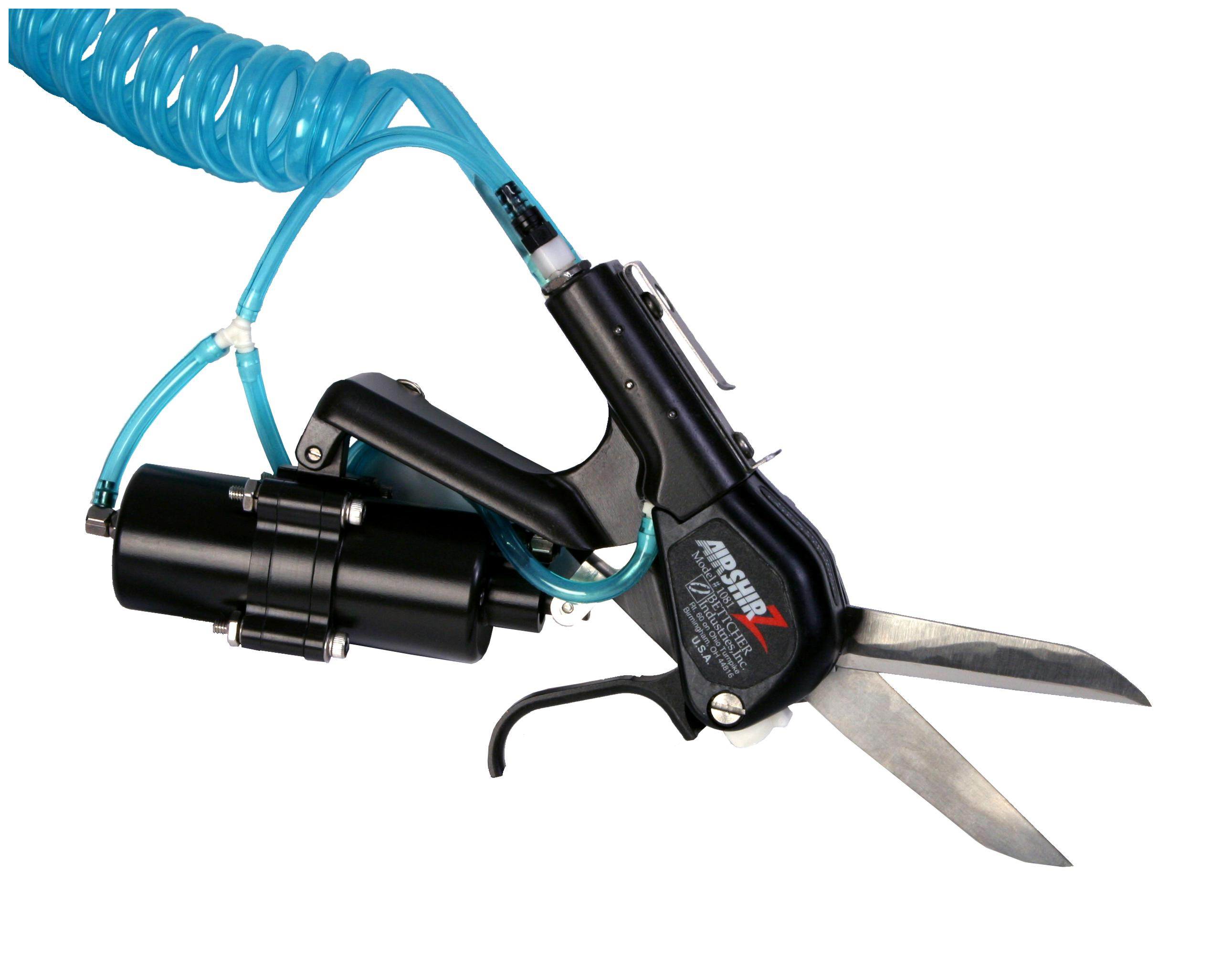 AirShirz® Magnum Pneumatic Shears
