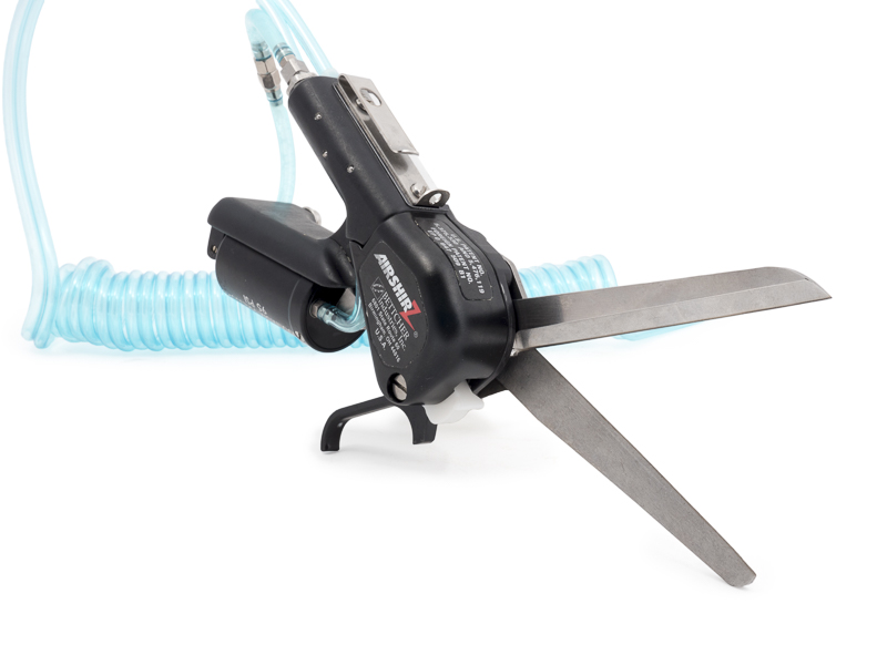 AirShirz® Standard Pneumatic Shears