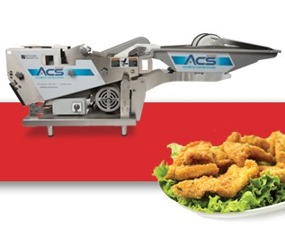 ACS Machine Image with Food